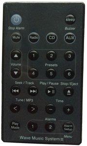 Bose Wave Music System afstandsbediening