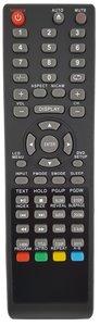 Salora LCD1921TNDVX afstandsbediening