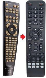 Harman Kardon AVR138 DVD28 afstandsbediening