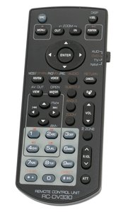 Kenwood RC-DV330 afstandsbediening