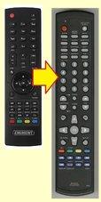 Eminent-EM7180-afstandsbediening