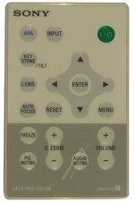 Sony-RM-PJ5-afstandsbediening