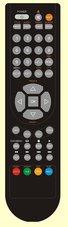 Salora-24LCD5005TD-afstandsbediening