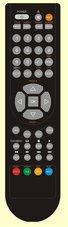 Salora-24LCD5015TD-afstandsbediening