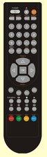 Telefunken-LCD2229FHDVD-afstandsbediening