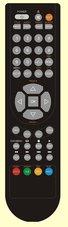 Telefunken-LCD2609FHDVD-afstandsbediening