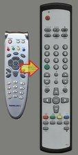 Homecast-Colorado-S5000-afstandsbediening