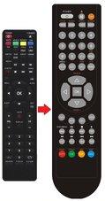 JTC-CANOX-LED-TV-241KL-afstandsbediening