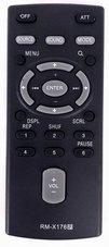 Sony-RM-X151-afstandsbediening